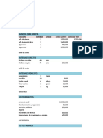 1estructura Muebles Cost
