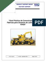 Guía Practica de Comunicación con Fábricas para Usarios LA