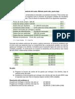 Problema 1-1, cap. 1, contabilidad para administradores 3