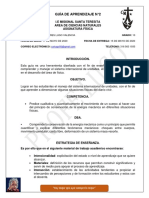 GUIA 2 DE FISICA  MISIONAL GRADO 10