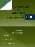 CLASE_1_DERECHO_MERCANTIL_Y_SOCIETARIO