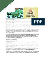 Resumen de la cartilla 3 sobre la negociación colectiva Andrés (1)