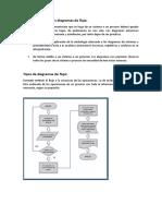 Características de los diagramas de flujo
