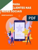 ebook 5 dicas como atrair clientes nas redes sociais