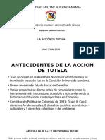 LA ACCION DE TUTELA.pptx