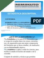 ESTADISTICA DESCRIPTIVA CLASE #1 UNIMINUTO.pdf