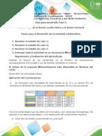 Guía para desarrollo de Fase 3