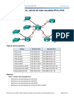 6.4.2.5 Lab - Calculating Summary Routes with IPv4 and IPv6 Orbey Gutierrez.pdf