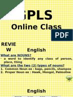 ONLINE CLASS (MONDAY) - G3 G4.pptx