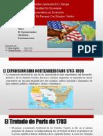 Expansion de EE UU