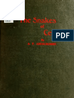 Snakes of Ceylon