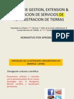 GESTION EXTENSION & SERVICIOS  AT (2)  REVISADO SANDRA