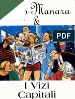 Fumetti Milo Manara - I Vizi Capitali