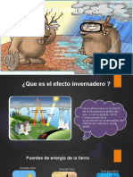 Efecto-invernadero diapositivas
