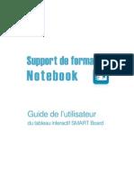 Guide Utilisateur Notebook v18110911