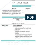 alyssa resume