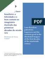 Patriotismo luso- brasileiro