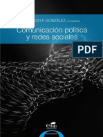 Comunicación politica y redes sociales