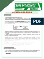 Introduccion a la Quimica Organica Cuarto de Secundaria