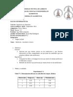 Informe Nº 1