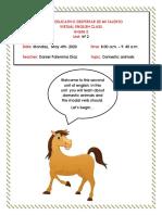 GUIA DE INGLES  SEGUNDO PERIODO GRADO 2 DOMESTIC ANIMALS.pdf