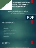 IPSA 12 INVENTARIOS martes