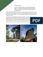Materiales para la fachada del Edificio Mixto