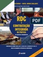 RDC E CONTRATAÇÃO INTEGRADA NA PRÁTICA - CLÁUDIO SARIAN E RAFAEL JARDIM