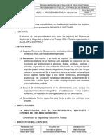 PEI-SST-006 PROCEDIMIENTO PARA EL CONTROL DE REGISTROS
