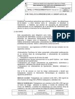 PEI-SST-011 PROCEDIMIENTO DE VIGILANCIA EPIDEMIOLÓGICA CARDIOVASCULAR.