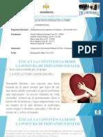 ACTIVIDAD 6 – PRESENTACIÓN SOBRE ÉTICA Y CONVIVENCIA DESDE LA POSTURA DE FERNANDO SAVATER