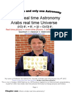 Real Time Astronomy