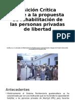 Clase 2 Sistema Penitencio Guatemalteco