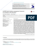 An RFID-based inventory management framework for emergency relief operations