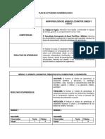 M. LOCOMOTOR CABEZA Y CUELLO -  Plan de actividades  Locomotor Cy C.docx
