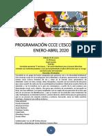 Programación-ESCORXADOR-enero-a-abril-2020