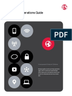 BIG-IP F5 AFM Operations Guide