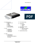 Ecotrons (EH2175A)