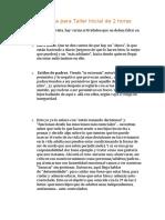 Propuesta para Taller Inicial de 2 horasDISCIPLINA POSITIVA.docx