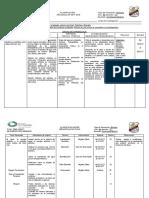 planificación y Evaluación 2017-2018