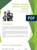 """""""El dilema de la junta de Vecinos"""""""