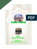Kaleed e Jannat English Hazrat sultan bahoo books