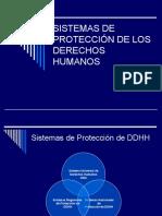 Mecanismos de Protección de Los Ddhh