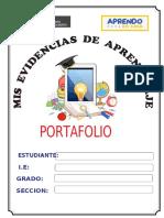 PORTAFOLIO PARA EL ESTUDIANTE - APRENDO EN CASA (2)
