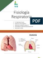 clase 6.- Fisiología Respiratoria (2)