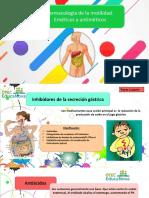 clase 10.- farmacologia de la motilidad emeticos y antiemeticos