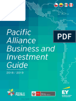 Pacific Alliance Business and Investment Guide 2018-2019