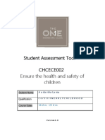 CHCECE002 Student Assessment Tool copy (1)