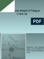 Fatigue Plastic Zone