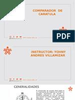 CLASE COMPARADOR DE CARATULA